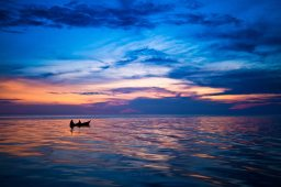 Lake Victoria, Uganda