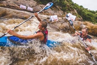 Dusi Canoe Marathon 2012